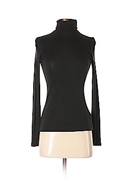 Frame Shirt London Los Angeles Long Sleeve Silk Top Size XS