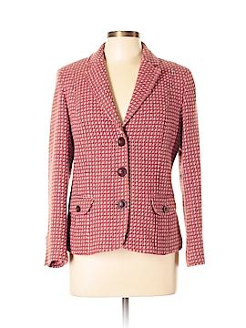 Liz Claiborne Wool Blazer Size 12 (Petite)