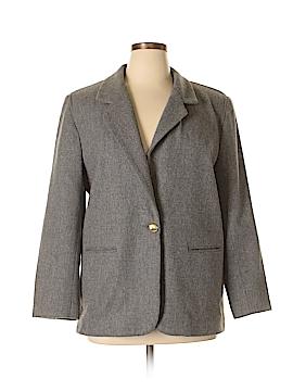 Savannah Wool Blazer Size 16