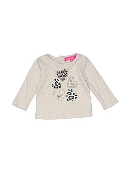 Betsey Johnson Long Sleeve T-Shirt Size 6-9 mo