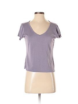 Tommy Bahama Short Sleeve Silk Top Size XS