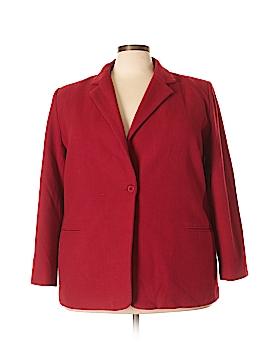 Harve Benard by Benard Haltzman Wool Coat Size 20W (Plus)