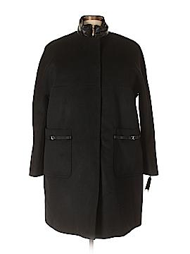 Ellen Tracy Wool Coat Size 22W (Plus)