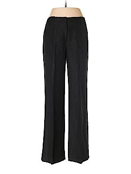 Larry Levine Linen Pants Size 4