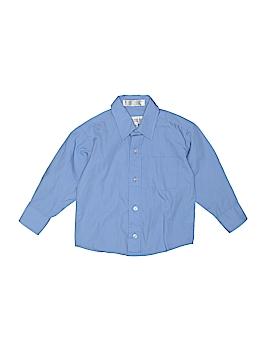 Van Heusen Long Sleeve Button-Down Shirt Size 3T