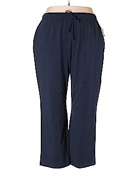 Karen Scott Sweatpants Size 2X (Plus)