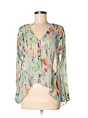 RACHEL Rachel Roy Women Long Sleeve Blouse Size XS