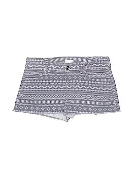 Xhilaration Denim Shorts Size 4