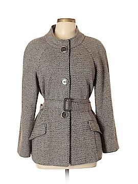 Lafayette 148 New York Wool Coat Size 12