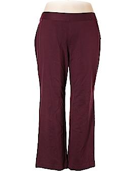INC International Concepts Casual Pants Size 20 (Plus)