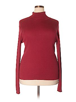 Coldwater Creek Turtleneck Sweater Size 2X (Plus)
