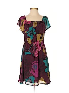 Flounce Casual Dress Size S