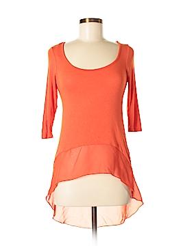 Joyce Leslie 3/4 Sleeve Top Size S