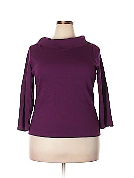 Rafaella Pullover Sweater Size XXL