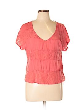 SO Short Sleeve Blouse Size XL