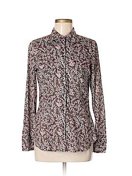 STETSON Long Sleeve Button-Down Shirt Size M