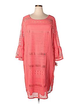 Alfani Casual Dress Size 24 (Plus)