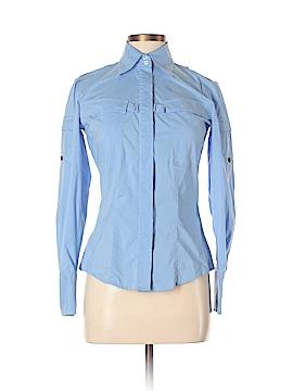 Victorinox Long Sleeve Button-Down Shirt Size 2