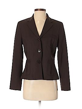 Liz Claiborne Wool Blazer Size 8 (Petite)