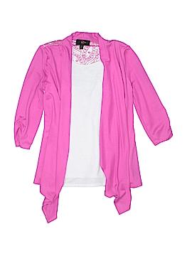 Iz Byer 3/4 Sleeve Top Size 10