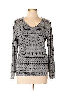 Falls Creek Long Sleeve T-Shirt Size L