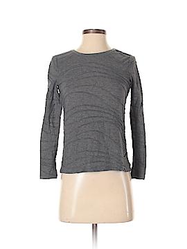 Simply Vera Vera Wang Long Sleeve Top Size XS (Petite)