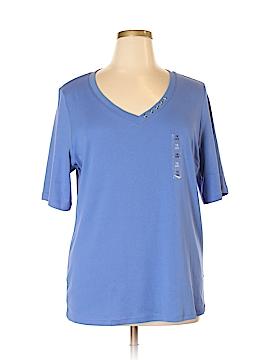 Lauren Jeans Co. Short Sleeve T-Shirt Size 1X (Plus)