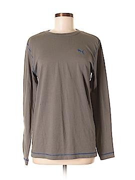 Puma Long Sleeve T-Shirt Size S