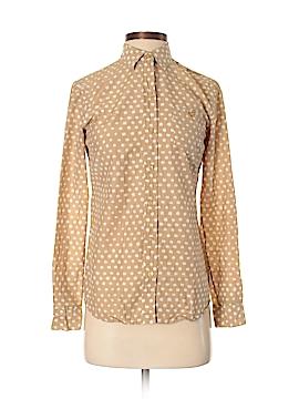 C. Wonder Long Sleeve Button-Down Shirt Size XS