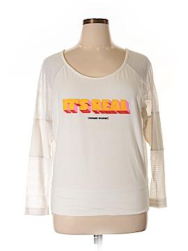 Soybu Long Sleeve T-Shirt Size XL