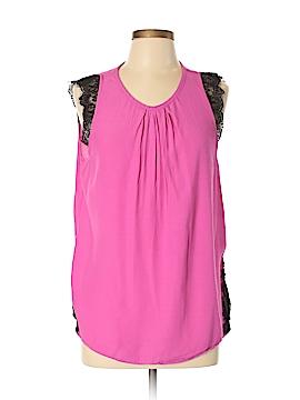 Nicole by Nicole Miller Sleeveless Blouse Size XL