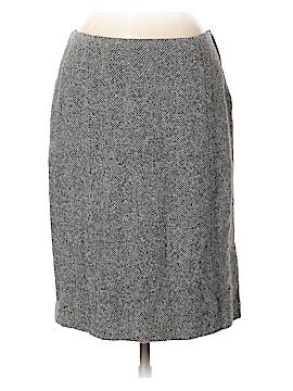 Bloomingdale's Wool Skirt Size 6