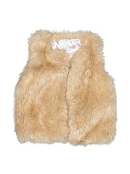 Crewcuts Faux Fur Vest Size Medium kids - Large kids