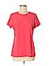 Lands' End Women Active T-Shirt Size M