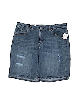 Style&Co Denim Shorts Size 14W