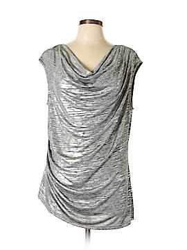 Calvin Klein Short Sleeve Top Size 0X (Plus)