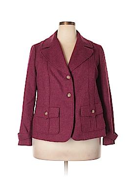 Talbots Coat Size 18W Petite (Plus)