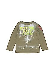 Crewcuts Boys Long Sleeve T-Shirt Size 3