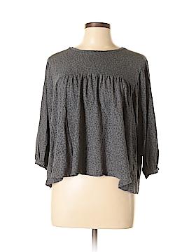 Sundry 3/4 Sleeve Top Size Lg (3)