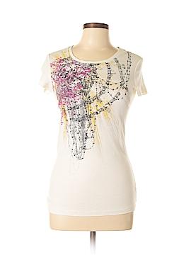 Daisy Fuentes Short Sleeve T-Shirt Size L