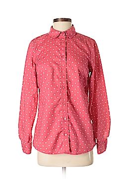 LC Lauren Conrad Long Sleeve Button-Down Shirt Size S