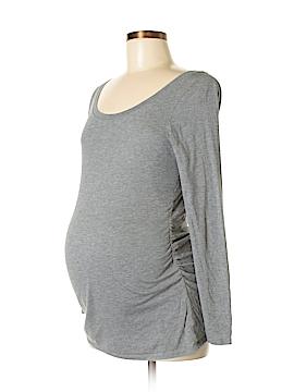 Liz Lange Maternity for Target Long Sleeve T-Shirt Size S (Maternity)