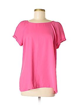 Worthington Short Sleeve Blouse Size L