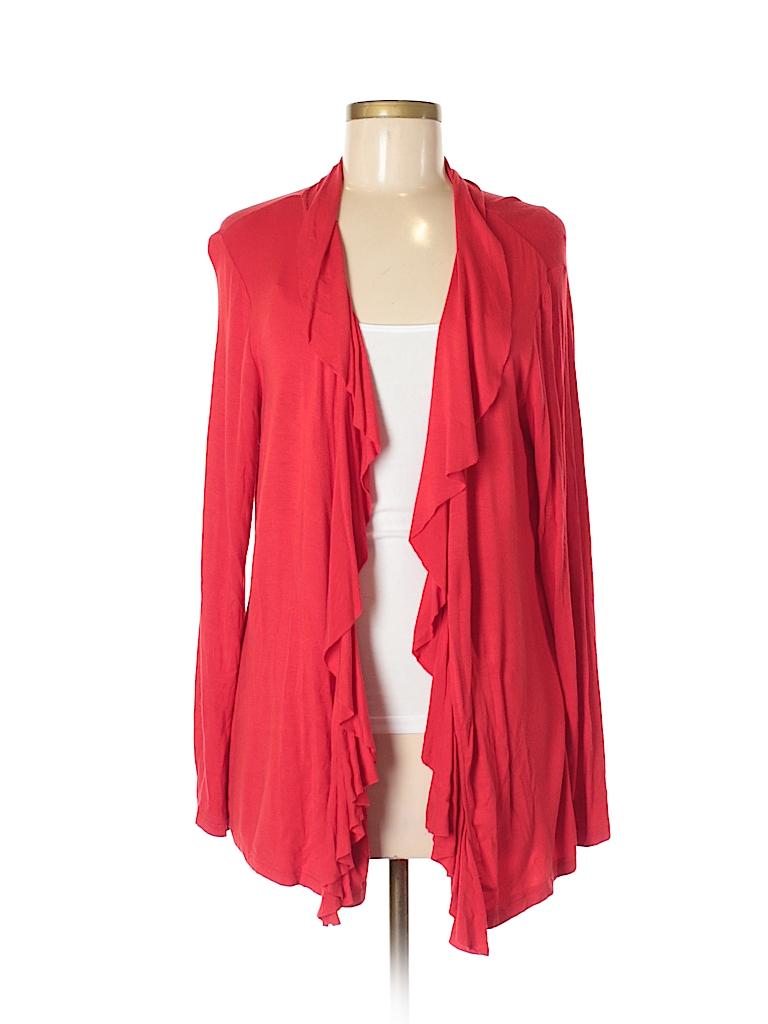 Sharagano Women Cardigan Size M