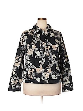 Isaac Mizrahi LIVE! Jacket Size 24 (Plus)