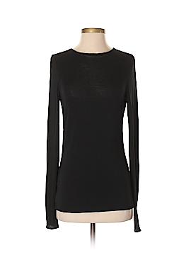 White + Warren Long Sleeve T-Shirt Size S