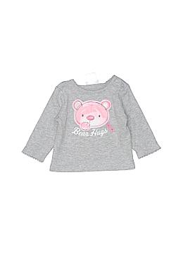 Absorba Long Sleeve T-Shirt Size 3 mo