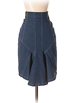 Zac Posen Denim Skirt Size 2