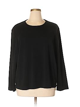 Nina Leonard Pullover Sweater Size 3X (Plus)
