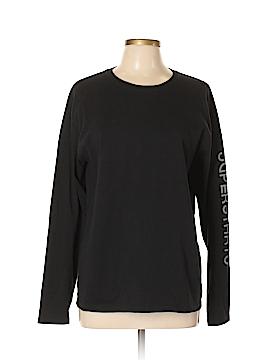 Anvil Long Sleeve T-Shirt Size L